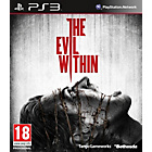 more details on The Evil Within PS3 Game.