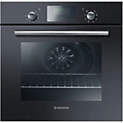 more details on Hoover HOC709BX Single Electric Oven - Black.