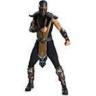 more details on Rubies Mortal Kombat Men's Scorpion Costume - Medium.