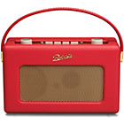 more details on Roberts Revival Leather Radio - Red.