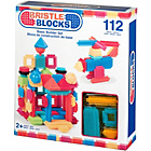 more details on Bristle Blocks Basic Builder Box - 112 Piece.