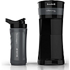 more details on Breville Coffeexpress Filter Coffee Maker - Black