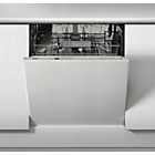 more details on Whirlpool ADG5010 Integrated Full Size Dishwasher - Silver.