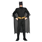 more details on Rubies The Dark Knight Rises Deluxe Batman Costume - Medium.