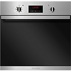 more details on Baumatic BSO636SS Single Electric Oven - Stainless Steel.