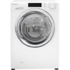 more details on Candy GV159TC3W 9KG 1500 Spin Washing Machine - Ins/Del/Rec.