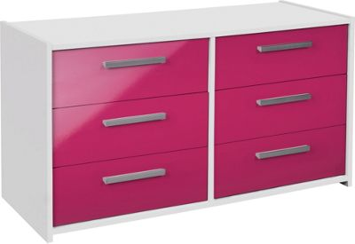 Buy Home Seville 3 Drawer Chest Wenge Effect At Argos Co