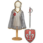 more details on Dress up by Design Knight Costume - 6-8 Years.