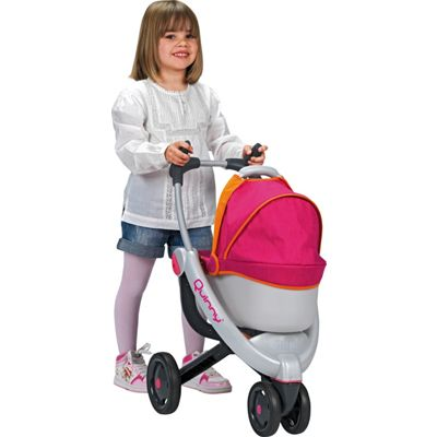 Quinny 2 in 1 Dolls Pram and Pushchair