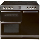 more details on Belling DB490E Double Electric Range Cooker-Stainless Steel.
