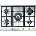 more details on Baumatic BHG710.5SS Gas Hob - Stainless Steel.