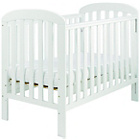 more details on East Coast Nursery Anna Dropside Cot - White.