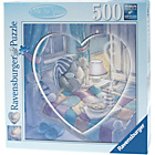 more details on Ravensburger Me to You Heart 500 Piece Puzzle.