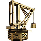 more details on Revell Leonardo Da Vinci - Rotatable Crane.