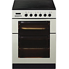 more details on Baumatic BCE625 Double Electric Cooker - Ivory.