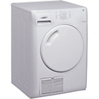 more details on Whirlpool AZB7570 Condenser Tumble Dryer - Ins/Del/Rec..