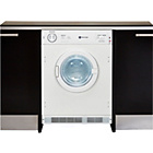 more details on White Knight C8317WV Integrated Tumble Dryer - White