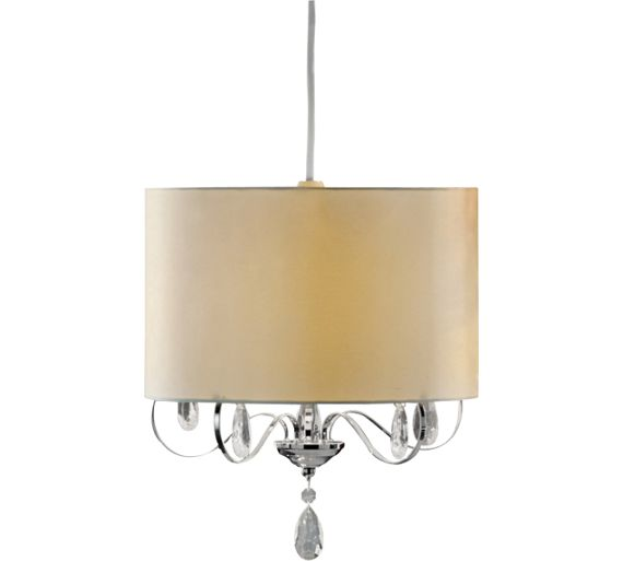 buy heart of house marietta chandelier shade ivory at. Black Bedroom Furniture Sets. Home Design Ideas