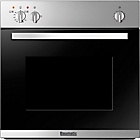 more details on Baumatic BO6105SS Single Gas Oven - Stainless Steel.