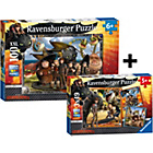 more details on Ravensburger How to Train Your Dragon 3x49 & 100pc Puzzles