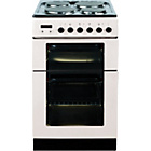 more details on Baumatic BCE520 Double Electric Cooker - White.