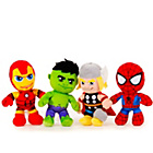 more details on 8 Inch Marvel Superhero Pack of 4.