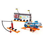 more details on Mega Bloks Hot Wheels Speed Race Pit Stop.