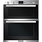 more details on Baumatic BO796.5 Double Electric Oven - Stainless Steel.
