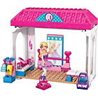 more details on Mega Bloks Barbie Dance Studio.