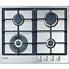 more details on Baumatic BHG610.5SS Gas Hob - Stainless Steel.