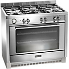 more details on Baumatic BCG905SS 90cm Gas Range Cooker - Stainless Steel.