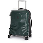 more details on IT Luggage Small 8 Wheel Expandable Suitcase - Green.