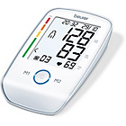 more details on Beurer Upper Arm Blood Pressure Monitor XL - BM45.