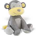 more details on BreathableBaby Soft Toy - Monkey.
