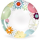 more details on Portmeirion Daisy 22.5cm Side Plate 4 Piece Set.