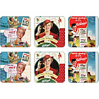 more details on Pimpernel Vintage Kellogg's Coasters Set of 6.