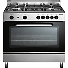 more details on Baumatic BC1902TCSS 90cm Gas Range Cooker - Stainless Steel.