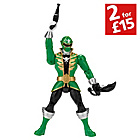 more details on Power Rangers Super Megaforce Green Ranger Figure.