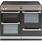 more details on Belling DB4100EI Induction Range Cooker - SSteel/Install.