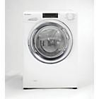 more details on Candy GV1510LWC2 10KG 1500 Spin Washing Machine -Ins/Del/Rec