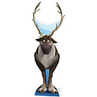 more details on Disney Frozen Sven Life-Sized Cutout.