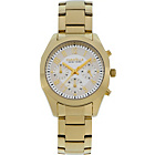 more details on Caravelle NY Ladies' Gold Chronograph Bracelet Watch.