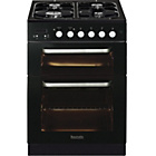 more details on Baumatic BCG625BL 60cm Gas Twin Cooker - Black.