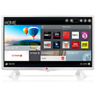 more details on LG 28LB490U 28 inch HD Ready Freeview Smart LED TV - White.
