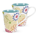 more details on Portmeirion Crazy Daisy Mini Mug Set of 2.