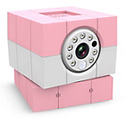 more details on Amaryllo iBabi HD360 Wireless Video Baby Monitor - Pink.