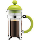 more details on Bodum Caffettiera Coffee Maker 3 Cup - Lime.