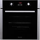 more details on Baumatic B600MC Single Electric Oven - Stainless Steel.