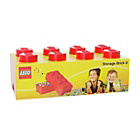 more details on LEGO® Storage Brick 8 - Red.