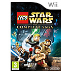 more details on LEGO® Star Wars: The Complete Saga Wii Pre-order Game.